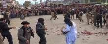 بالصور ..داعش ينفذ حد الرجم بحق رجل وامرأة بالموصل