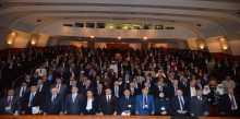 جامعة القدس تشارك  في المؤتمر العام لاتحاد الجامعات العربية في لبنان