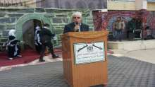 حركة فتح في يطا تحي ذكرى يوم الارض