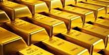 تراجع أسعار الذهب يبلغ مداه في 2015
