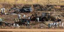 مفاجأة.. إسرائيل تحتجز جثامين 19 شهيدا مجهولي الهوية ارتقوا خلال العدوان الأخير على غزة !!
