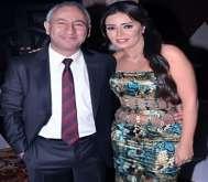 صورة: زفاف رانيا يوسف وزوجها للمرة الثانية