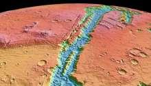 ناسا تنشر صور جديدة للكوكب الأحمر