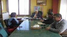 أبو شهلا يوقع إتفاقية تعاون مع الـ UNDP لتوفير فرص عمل للخريجين