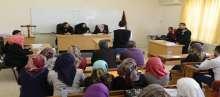 الجامعة العربية الامريكية تعقد مسابقة المحكمة الصورية بمشاركة طلبة من جامعة واشنطن