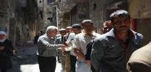 مخيم اليرموك ...صراع وحياة