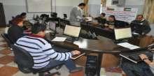 على نفقة أهل الخير في سلطنة عمان جمعية الفلاح الخيرية تعقد امتحانات تعليمية وتدريبية في مركز الفلاح التعليمي