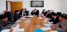 وزارة السياحة والاثار تعقد ورشة عمل حول الاعلام لمدراء مكاتب حماية الاثار من كافة محافظات الوطن