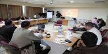 وزارة التربية والعليم تعقد ورشة عمل حول الحملة الترويجية للبوابة التعليمية الالكترونية
