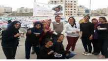 الجمعية الفلسطينية للتطوير والتنمية عطاء تختتم مخيمها الشتوي