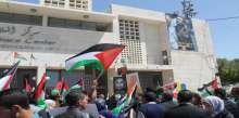 مسيرة للتضامن مع الأسرى في سجون الاحتلال تجوب شوارع محافظة بيت لحم
