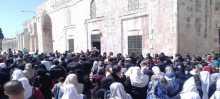ابعاد مسنين من الداخل مدة 30 يوما عن المسجد الأقصى