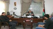 تربية الخليل تمثل الوفد الفلسطيني في مسابقة قطار المعرفة الدولية