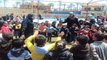 نادي السنابل بجمعية الأمل لتأهيل المعاقين ينظم رحلة ترفيهية للأـطفال وذويهم