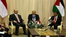 الحمد الله يدعو دول اسيا وافريقيا لا سيما اندونسيا لدعم توجهات القيادة الفلسطينية في انهاء الاحتلال