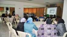 نشاط ختامي للطالبات النازحات السوريات في مركز الرحمة