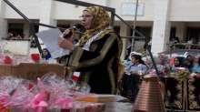 بنات العوجا  الثانوية للبنات  تفتتح معرضها العلمي و الفني