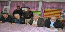 اللواء ابو عرب وفصائل م.ت.ف في منطقة صيدا يكرمون مدرسة الفالوجة لتفوق طالباتها بكوول نيسان