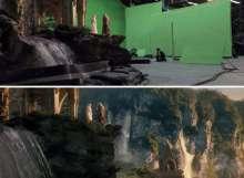 شاهد كيف يتم صناعة الديكور في السينما