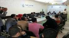 جمعية أركان الخيرية تنفذ جلسة حوارية حول تحديات الخلافات المدنية الناتجة بعد العدوان على غزة