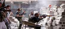 المعارضة السورية تسيطر على حواجز حكومية بريف حماة