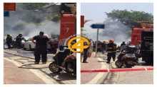 """إصابة 3 إسرائيليين بانفجار سيارة قرب """"تل أبيب"""""""