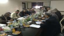 غرفة تجارة وصناعة غزة تستقبل وفدا من الجامعة الإسلامية
