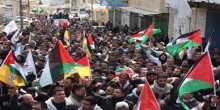 تشييع الشهيد أبو غنام في القدس المحتلة