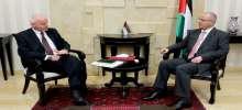 الحمد الله يبحث مع وفد ايطالي اخر التطورات السياسية واعمار غزة