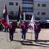 الكشافة الفلسطينية تشارك في إفتتاح الأولمبياد الفلسطيني في لبنان