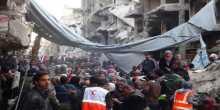 معتوق: الدفاع الوطني السوري يسيطر على الثلث الشمالي لمخيم اليرموك لتطهيره من العناصر المسلحة