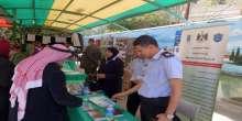 """الشرطة في قلقيلية تشارك في إطلاق فعاليات """"يوم المهن"""""""