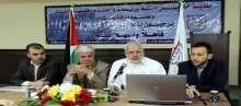 بلدية خان يونس تنظم ورشة عمل لتقييم معاملات قلم الجمهور للربع الأول من العام الجاري