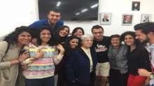 الشبيبة الشيوعية في الناصرة تستقبل الاول من ايار باستعادة ذكريات صانعي ايار 58
