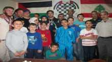 الملتقى الفلسطيني للشطرنج يحي يوم الأسير الفلسطيني