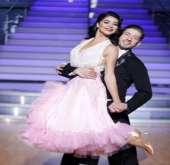 """في """"رقص النجوم"""" داليدا خليل رقصت التانغو الأرجنتيني بحضور السفير الأرجنتيني في بيروت"""