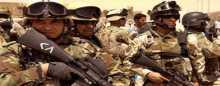 """القوات العراقية تقتل 51 إرهابيا من """"داعش""""بصلاح الدين وقضاء مخمور"""
