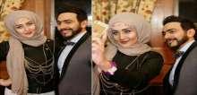 هل تزوج تامر حسني من ابنة فاورق الفيشاوي؟