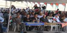 مدرسة الرماضين المختطة تحتفل بتخريج فوج الشهيد محمد ابو خضير