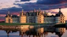 قلعة تشامبورد في فرنسا