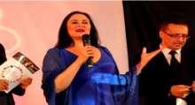 على هامش مهرجان سوس الدولي للفيلم القصير ..دنيا الوطن تحاور النجمة السينمائية المصرية علا رامي