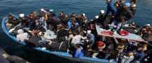 ليبيا: ضبط خمسة قوارب على متنها 500 مهاجر غير شرعي