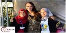 ياسمين زايد موهبة متعدة في سماء فلسطين