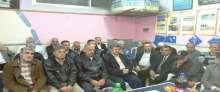 منطقة حمص تحتفل باليوم الوطني لجبهة التحرير الفلسطينية