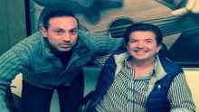 عودة النجم سلام الى امريكا بعد انتهاء رحلة عمل فنية الى لبنان