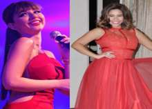بالصور: شيرين وميريام فارس بنفس الفستان .. أيهما أجمل