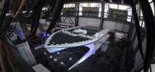 أضخم سفينة تعمل بالطاقة الشمسية في العالم