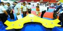 صيني يخترع أول طائرة بدون طيّار غير قابلة للتحطم