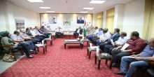 محافظ طولكرم يلتقي منسقي اللجان القطاعية للخطة الإستراتيجية
