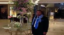 مفوضية الأسرى والمحررين تكرم رئيس الجالية الفلسطينية بالكويت